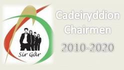 Carmarthenshire YFC Chairs 2010s