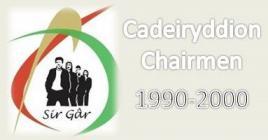 Carmarthenshire YFC Chairs 1990s