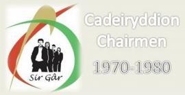 Carmarthenshire YFC Chairs 1970s