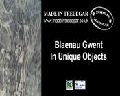 Blaenau Gwent in Unique Objects