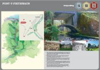 10 - Pontydd Pont-y-Frithwaun.