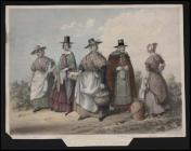 Rowland, J.C., Welsh costumes