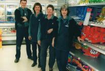 Co-op supermarket Machynlleth