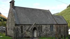 Corris church