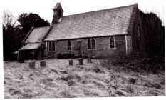 Darowen church