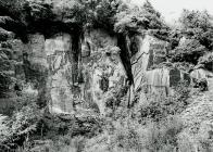 Era quarry Esgairgeiliog Ceinws