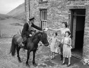 Postman David Lewis Jones