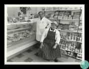 Jewish families and their businesses in south...