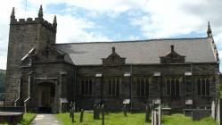 Eglwys Machynlleth