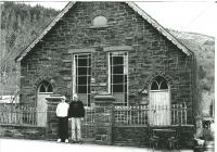 Methodist chapel, Ceinws Esgairgeiliog