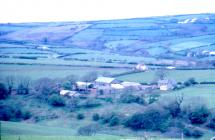 Pantyrhuad in the 1950s and 1960s