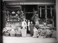 Shops in Barry