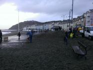 Arfordir Aberystwyth