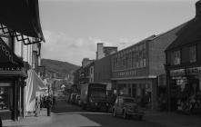 Arthur Chater - Aberystwyth in the 1960s