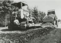 Road Building in the Forest