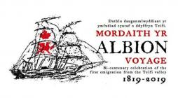 Mordaith yr Albion - The Voyage of the Albion