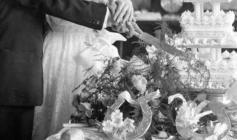 Wedding celebrations in Wales