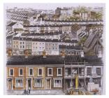 Townscapes by Falcon Hildred