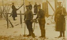 Fron-goch Prisoner of War Camp