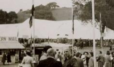 Llangollen Eisteddfod in the 1940s