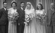 Weddings in Wales - The Bride's dress