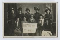 Swffragetiaid yng Nghymru