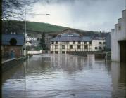 Newtown floods 1960