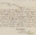 Correspondence between Thomas Benbow Philips...