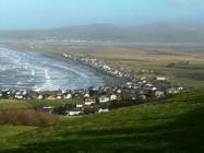 A walk through Borth