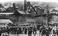 Universal Colliery, Senghennydd