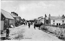 Yard Malltraeth 1906