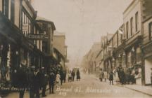 Broad Street, Blaenavon.