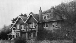 Caerau House