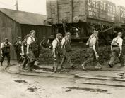 Gresford Colliery No 1 Rescue Team, c. 1935.