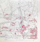 Map Ordnans Blaenafon, argraffiad 1af, 1881