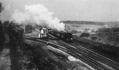 Railway, Michaelston-super-Ely