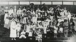 WWI Victory Celebrations, Ely Racecourse