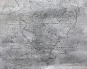Map Degwm Saundersfoot, 1841