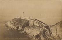 South Stack Lighthouse, Holyhead.