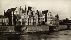 Coleg Prifysgol Cymru Aberystwyth c1914