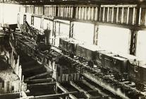 Building an extension to the ironworks factory...