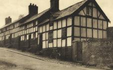 Stryd Bethel, Llanidloes c1910