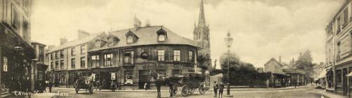 Canon Street, Aberdare c1905