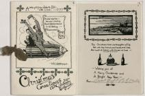 Christmas Cards from the armed forces during...