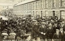 Funeral of the Victims of the Clydach Vale...