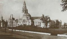 Cardiff City Hall and Lord Tredegar's...