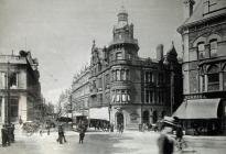 Newport High Street, 1910