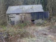 Llwydiarth sawmill