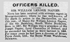 Officers Killed - North Wales Chronicle and...
