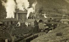 South Griffin Colliery, Blaina c1915